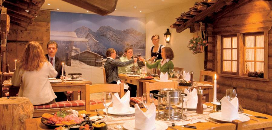Hotel Silvretta Park, Klosters, Graubünden, Switzerland - Fondue restaurant.jpg